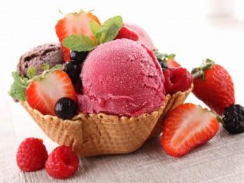 Garšīgas saldējuma receptes