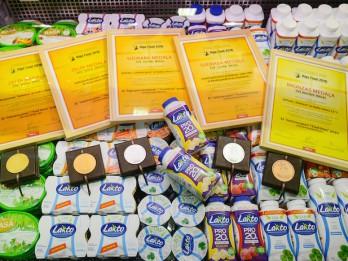 Food Union saņem astoņas medaļas starptautiskajā pārtikas izstādē Riga Food 2016