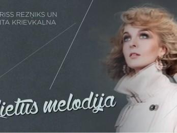 """Video: Boriss Rezņiks laiž klajā jaunu dziesmu """"Lietus melodija"""""""