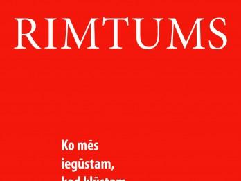 Vācu filozofs Vilhelms Šmids ierodas Rīgā