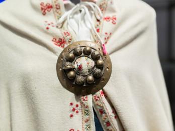Voldemāra Cīruļa piemiņas balvas latviešu tautas tērpu konkursa izstādes atklāšana