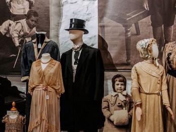 Bērnu pasaule. 18.–20. gadsimts. Izstāde no modes vēsturnieka Aleksandra Vasiļjeva un Latvijas muzeju kolekcijām