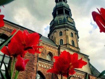 Rīgas svētki turpinās  ar operešu mūzikas koncertu, Viduslaiku tirgu, bērnu izklaidēm,  kultūras un sporta pasākumiem