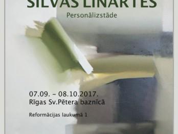 Jāzepa Pīgožņa balvas laureātes mākslinieces SILVAS LINARTES izstāde
