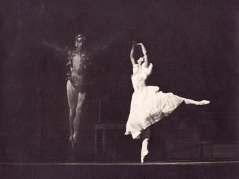 Latvijas baleta leģenda Arvīds Ozoliņš Aleksandras Beļcovas gleznojumos un zīmējumos