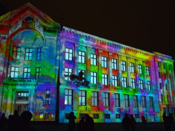 """Izsludina 2018. gada gaismas festivāla """"Staro Rīga"""" projektu finansēšanas konkursu"""