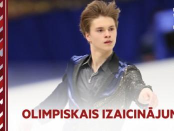 Video: Daiļslidotājs Deniss Vasiļjevs uz ledus izaicina cīkstoni Anastasiju Grigorjevu