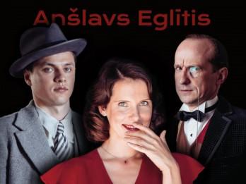 """Prezentēs Latvijas simtgades spēlfilmai par godu izdotu īpašu Anšlava Eglīša grāmatas """"HomoNovus"""" izdevumu"""