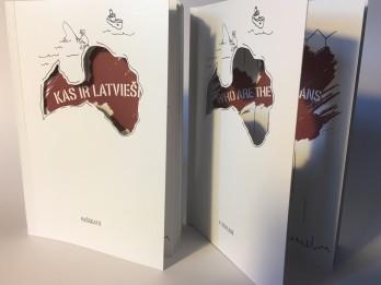 Klajā nājusi diriģenta Imanta Rešņa grāmata KAS IR LATVIEŠI / WHO ARE THE LATVIANS