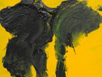 Atklās gleznotāja Lara Strunkes personālizstādi ''Aiza''