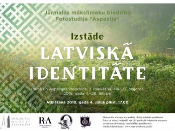 """Raiņa un Aspazijas vasarnīcā atklās izstādi """"Latviskā identitāte"""","""