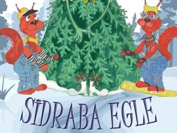 """Kultūras pilī """"Ziemeļblāzma"""" notiks izrāde bērniem """"Sidraba egle"""""""