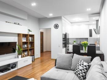 10 padomi, kā iekārtot mazu dzīvokli