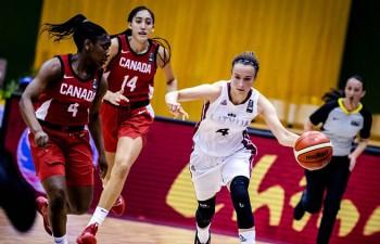 Ozola, Mote, Meldere un Zumenta spēlē lieliski, Latvija pārsteidz Kanādu