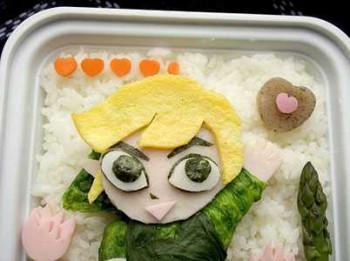 Foto: Dažreiz spēlēties ar ēdienu nemaz nav tik slikti