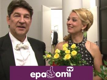 Video: Ar ovācijām un apņēmību turpināt izskan operetes Klīvija noslēguma izrāde