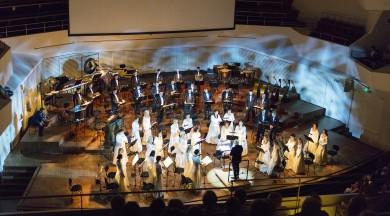 Jubilāri satiekas koncertā Liepājā