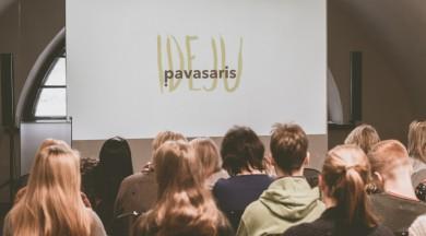 """Aicina jauniešus pieteikties konkursam """"Ideju pavasaris 2018"""""""