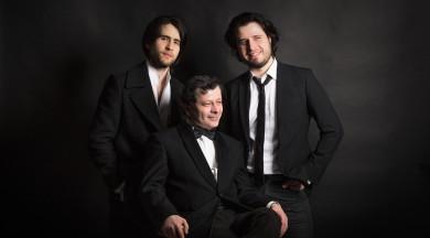 Uz Mazo Mežotnes pili šovasar aicinās  pianisti Osokini un Pētera Vaska fonds
