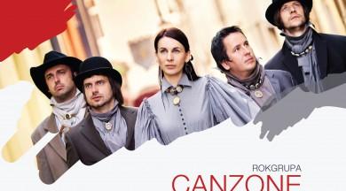 Rokgrupa CanZone izdod fizisko albumu HIGH TIME un izziņo prezentācijas koncertus
