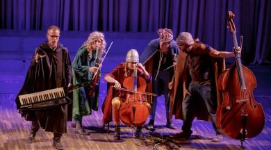 """Kultūras pils """"Ziemeļblāzma"""" piedāvā interaktīvu un izglītojošu  koncertu-izrādi bērniem """"Bezgalīgais labirints"""""""