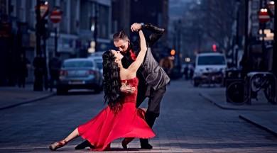 """Rīgā top unikāls starptautisks tango šovs """"Una Noche. Tango De Buenes Aires"""""""