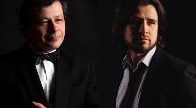 """Festivālā """"Eiropas Ziemassvētki"""" Andrejs un Sergejs Osokini spēlēs Bēthovena sonātes"""