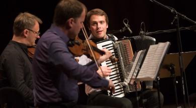 LNSO kamermūzikas koncertā – kaislīgi tango ritmi