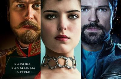 """Kinoteātris """"Splendid Palace"""" īpašajā senioru seansā piedāvā noskatīties vēsturisko filmu """"Matilde"""""""