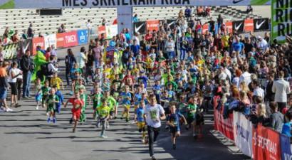 """Noslēdzies Baltijā lielākais sporta un labdarības pasākums """"Nike Riga Run"""""""