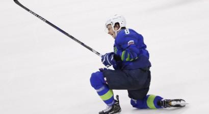 Slovēnijas hokeja izlases uzbrucējam pozitīvas dopinga analīzes