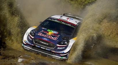 Tanaks un Noivils avarē, Ožjē izcīna sesto WRC titulu