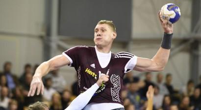 Krištopāns iekļauts EHF Čempionu līgas zvaigžņu izlasē