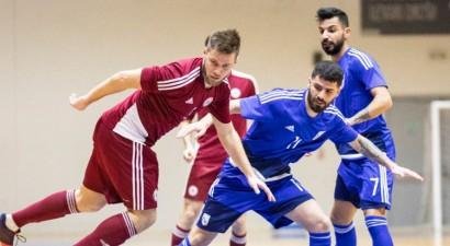 Telpu futbola izlases sastāvā nav Matīsa Babra, atgriezies Koļesņikovs