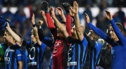 """Itālijas kausa finālā spēlēs """"Lazio"""" un """"Atalanta"""""""