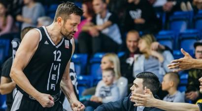 Janičenoks noslēdz karjeru ar zeltu, VEF sestais Latvijas čempionu tituls