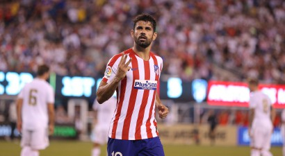 """""""Atletico"""" bez Kostas jāiztiek trīs mēnešus; """"Real"""" bez Vaskesa - vairāk nekā mēnesi"""