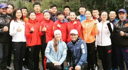 Ķīnas izlasi trenēs biatlona leģendas Bjerndālens un Domračeva