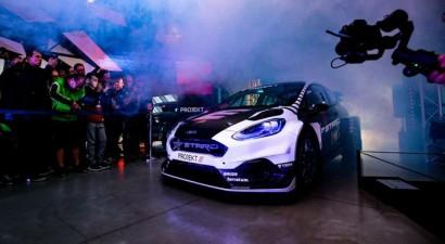 Nākamgad par Pasaules RX titulu cīnīsies benzīna dzinēja un elektriskās mašīnas