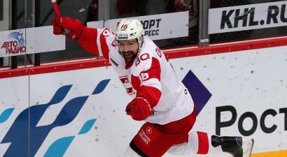 """Daugaviņam vārti un rezultatīva piespēle, """"Spartak"""" grauj Minskā"""