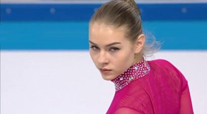 """Kučvaļskai personīgais rekords un piektā vieta Minskas arēnas """"Ice Star"""""""