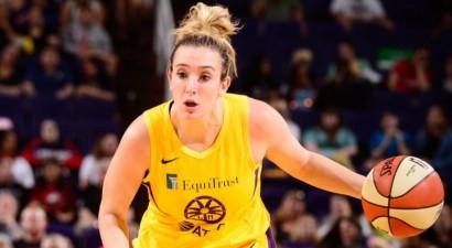"""""""TTT Rīgai"""" pievienojas NCAA čempione un WNBA spēlējošā Meibrija"""