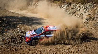 """""""Hyundai"""" nākamgad plāno startēt ar divām WRC komandām"""