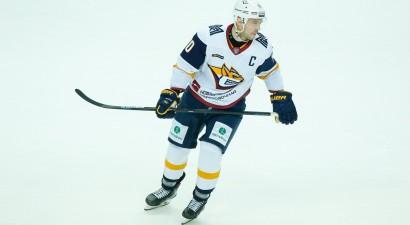 "Ozoliņa ""Torpedo"" pārtrūkst uzvaru sērija, Mozjakinam 400. vārti KHL"