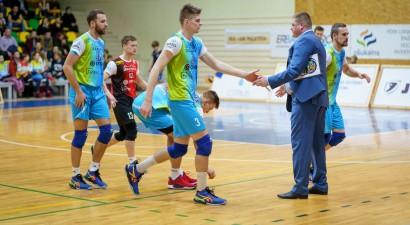 """""""Jēkabpils Lūši"""" un RTU/""""Robežsardze"""" uzvar Meistarlīgas spēlēs"""