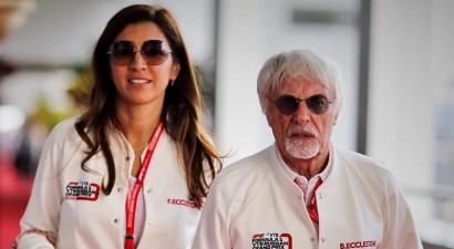89 gadus vecais bijušais F1 boss Eklstons vēlas vēl divus bērnus