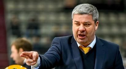 """Tambijevs apstiprināts VHL kluba """"Metallurg"""" galvenā trenera amatā"""