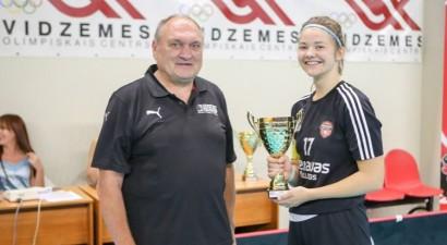 """""""Latvian Open 2020"""" dāmu turnīrā uzvar Kocēnu """"Rubene"""", vīriešiem spēcīgākā """"Valmiera"""""""