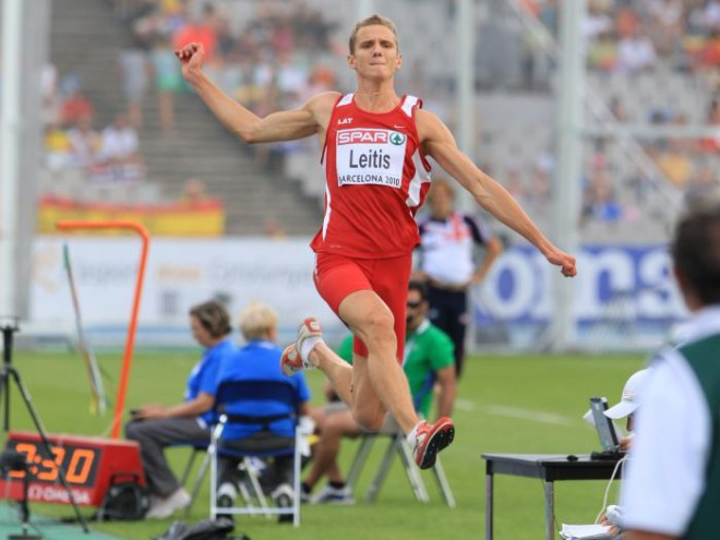 Leitim jauns personiskais rekords - 7,98 metri