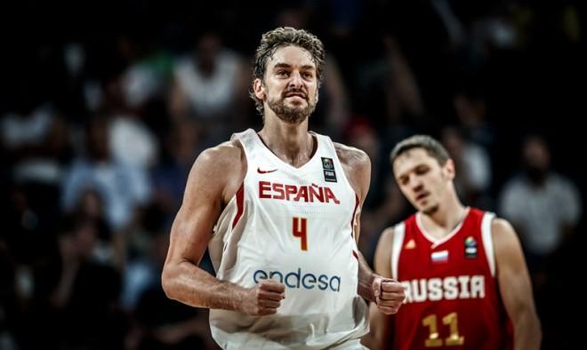 Spānija bronzas finālā pieveic sīksto Krieviju